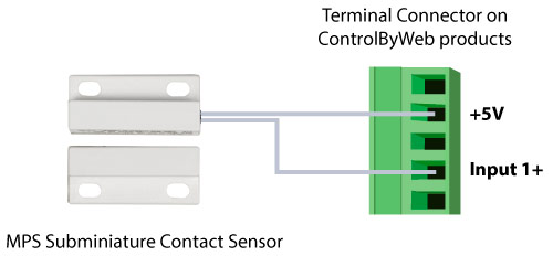 MPS Closure-sensor wiring diagram