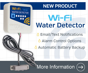 Announcing the XW-112 Wi-Fi Water Detector