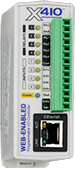 X-410 Web-Enabled Programmable Controller