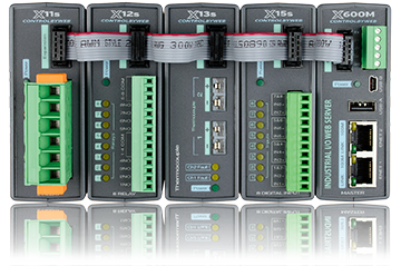 X-600M with expansion modules