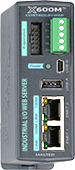 X-600M Web-Enabled I/O Controller