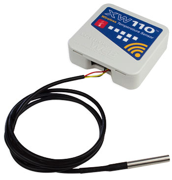 wireless temperature sensor xw 110 rh controlbyweb com EMS Documentation Examples of Risk Management